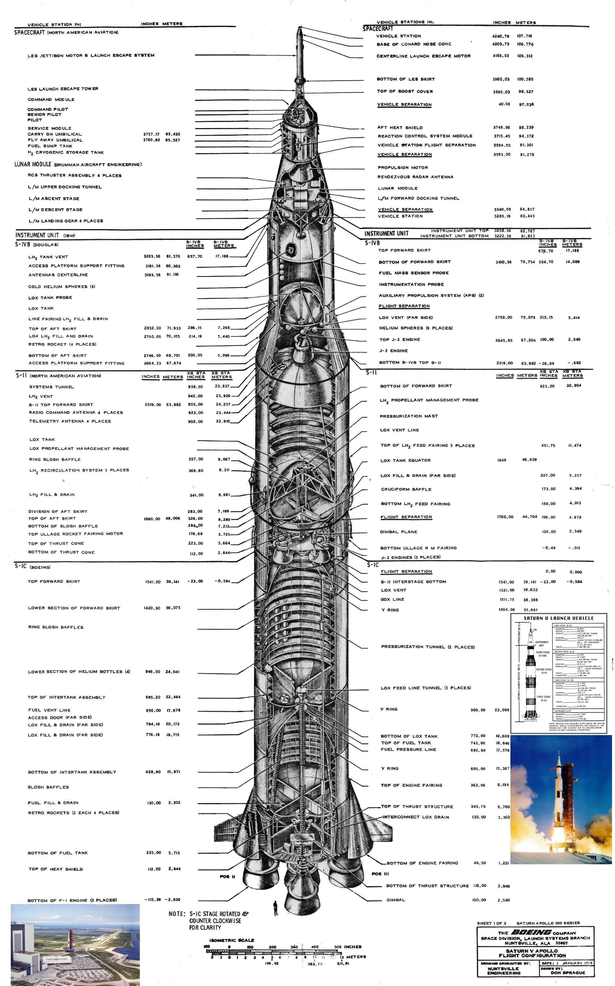 Apollo Saturn V Plans Page 3 Pics About Space