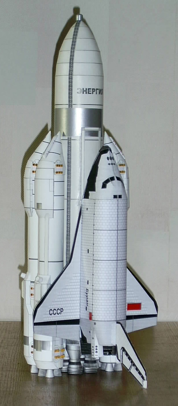 spacecraft paper models to build - photo #48