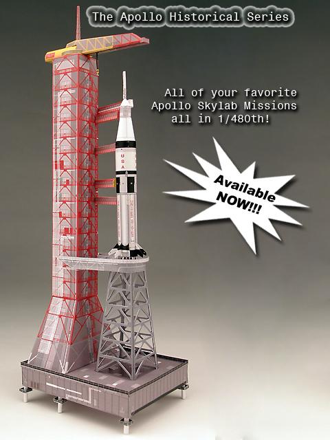 apollo spacecraft paper model - photo #1