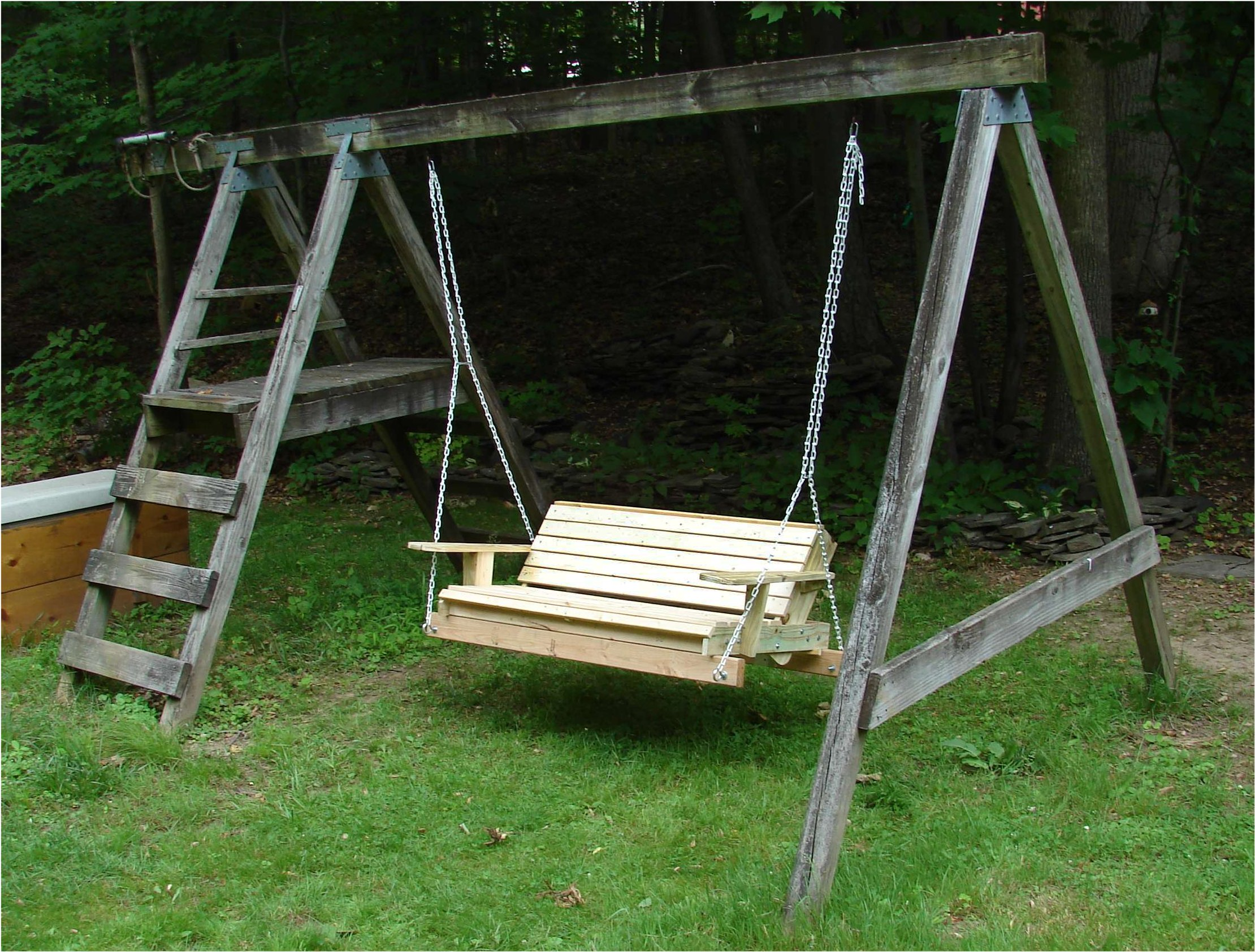 All pictures are thumbnails click image for enlargement for Old porch swing