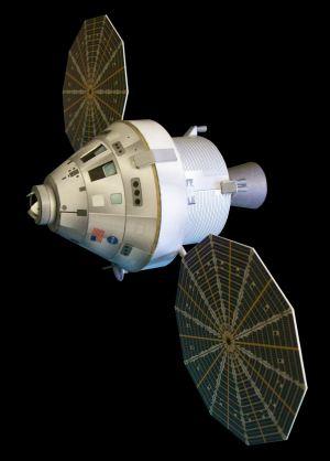 apollo spacecraft paper model - photo #18